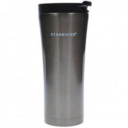 Термокружка с логотипом Starbucks, Черная, 500 мл