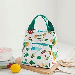 """Термосумка для еды, ланч бэг """"Tropics"""". Больше фото фото в интернет-магазине подарков podario.com"""