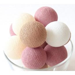 """Тайская гирлянда CBL """"Sakura"""" 20 шариков, 3.7 м"""