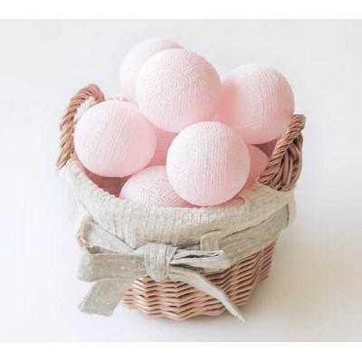 """Гирлянда """"Light Pink"""" 20 шт.. Больше фото в интернет-магазине подарков podario.com"""