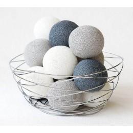"""Гирлянда """"Grey"""" 20 шт.. Больше фото в интернет-магазине подарков podario.com"""