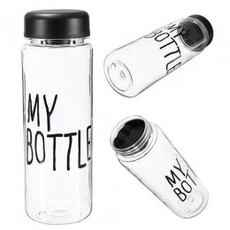 Бутылочка My Bottle без чехла