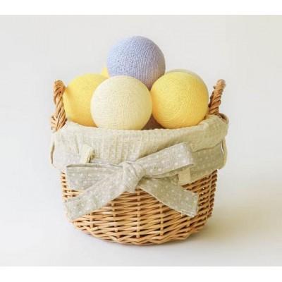 """Гирлянда """"Purple Yellow"""" 20 шт.. Больше фото в интернет-магазине подарков podario.com"""