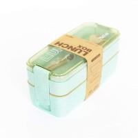 Эко ланч-бокс Lunch Box 750 ml, бирюзовый