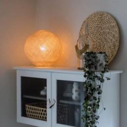 Настольный светильник, лампа Cream