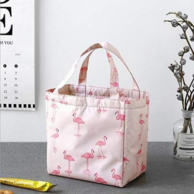 """Термосумка, ланч бэг """"Flamingo"""", розовый. Больше фото фото в интернет-магазине подарков podario.com"""