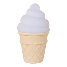 """Ночник для детской """"Белое Мороженое"""". Больше фото в интернет-магазине подарков podario.com"""