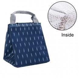 Сумка для ланча (lunch bag), тёмно синий
