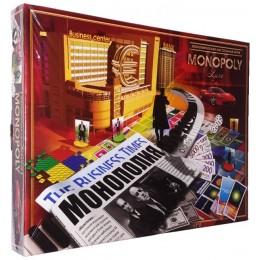Настольная игра Монополия-Люкс Danko Toys G-08