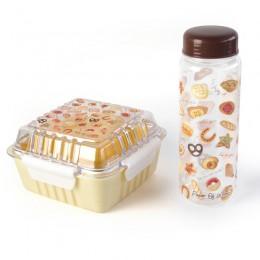 """Набор бутылочка для воды и ланчбокс """"Summer"""" сладости. Больше фото фото в интернет-магазине подарков podario.com"""