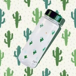 Бутылочка для воды My Summer Bottle, кактус