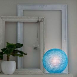 """Настольный светильник """"Bright Blue"""""""