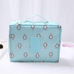 """Косметичка-органайзер Travel, """"Пингвины S"""". Больше фото фото в интернет-магазине подарков podario.com"""