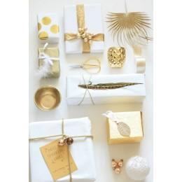 "Упаковка подарка ""White Gold"""