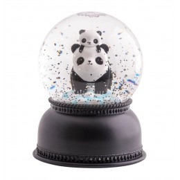 Ночник снежный шар Panda, Little lovely company