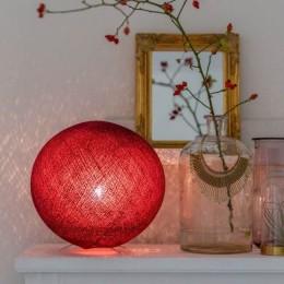 """Настольная лампа """"Dark Red"""""""