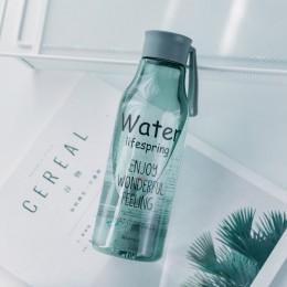 Бутылочка для воды Enjoy, 520 мл, серо-голубая