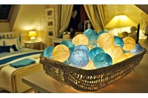 Что такое тайские гирлянды CottonBalllights