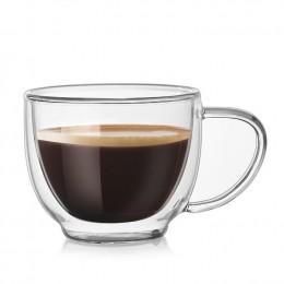 Чашка с двойными стенками (двойным дном), 200 мл