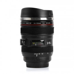Стакан в виде объектива Canon EF24-105mm Lens, 400 мл