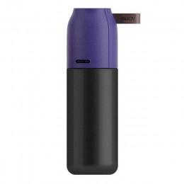 Термос с крышкой-чашкой Enjoy фиолетовый, 350 мл