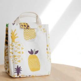 Ланч бэг сумка для сохранения температуры Bio Ананас